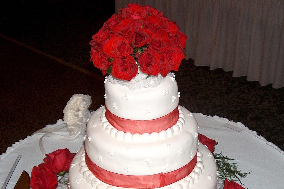 Comment Faire Un Wedding Cake Recette Du Gateau Americain
