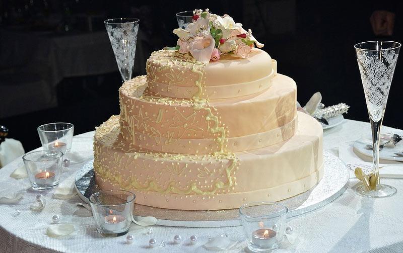 Wedding Cake Bordeaux Gâteau De Mariage à Bordeaux